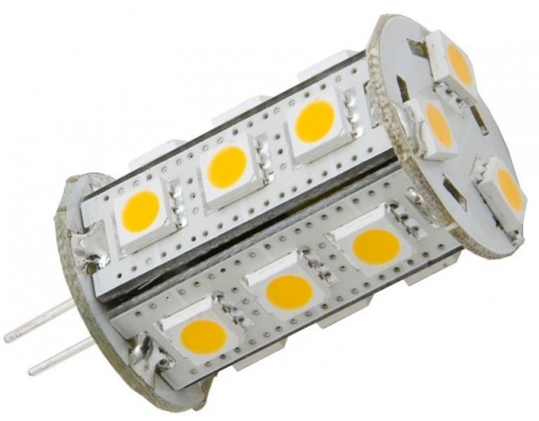 Led Leuchtmittel 18 Smd G4 Sockel 252 L Zylindrisch Morer